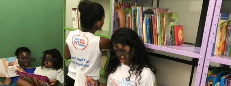 biblioteca Gamboa Ação